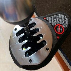 Image 2 - Yedek Kısa Atmak Kapak Değiştiren Plaka Thrustmaster TH8A Vites kolu Aksesuarları