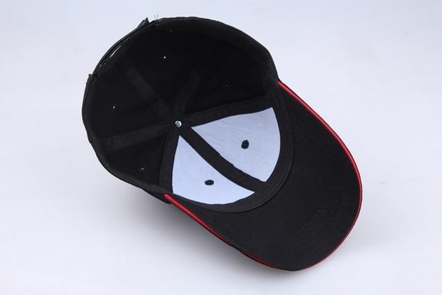 Men Fashion Cotton Car logo M performance Baseball Cap hat for BMW M3 M5 3 5 7 X1 X3 X4 X5 X6 330i Z4 GT 760li E30 E34 E36 E38 2