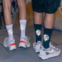 Socks Men&Women Unisex Socks Basketball Socks Night Reflection Light Socks Sports Socks Men