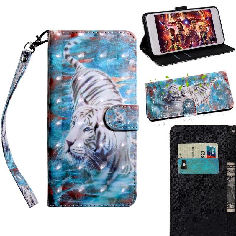 For LG K40S Case Cute Wallet PU Leather Cover Flip Case For LG K40S 2019 K 40S Full Protective Phone Cases For LG K30 2019 K 30