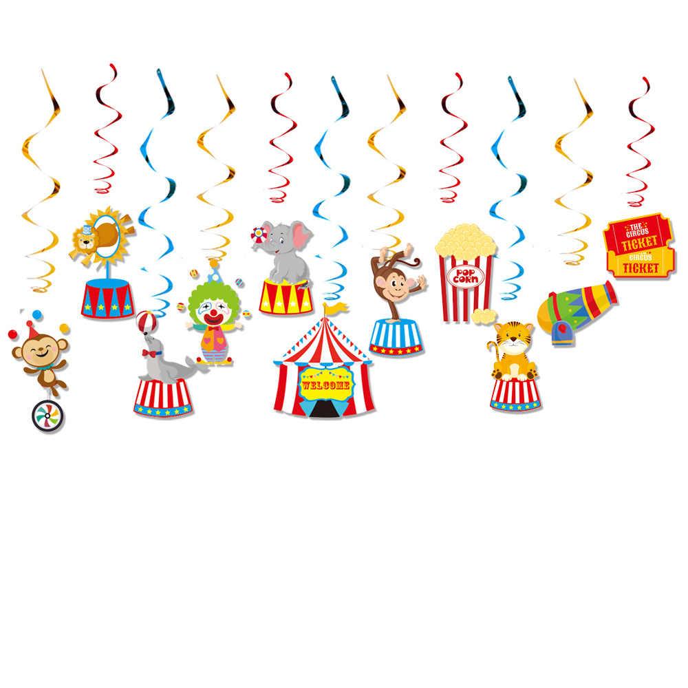 Baby Shower Chirstmas Decorazioni Ricciolo per Feste 14 Pezzi Spirale Compleanno Appeso per Festa di Compleanno di Nozze