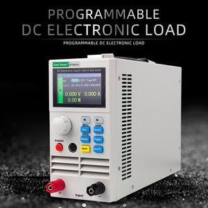 Image 3 - 150V 40A/15A 400W Controle Digital DC Carga Eletrônica Programável DC Carga Elétrica Profissional Testador de Carga Da Bateria metro