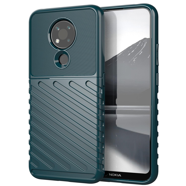 Verkauf Fall Für Nokia 3,4 schutz 6,39 inch Weiche Slicone Hohe Qualität Matte Donner Klassische Fall Für Nokia 5,3 8,3 1,3 Shell