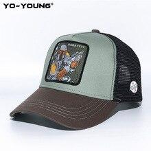Yo-Young Baseball Cap For Men Women Star Wars Darth Vadar St