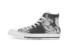 Soul kiss/Повседневная парусиновая обувь с высоким берцем на шнуровке; Кроссовки; Прямая поставка