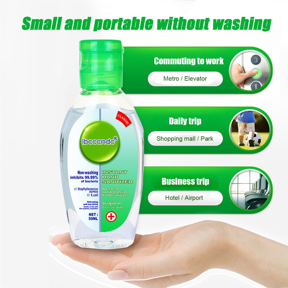 Ibcccndc Antibacterial Hand Sanitizer Disposable Hand Sanitizer Hand Gel