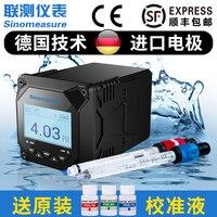 Medidor em linha industrial da acidez da água da prova do eletrodo do sensor do valor do ph do detector/verificador do medidor do ph|Peças de ferramentas| |  -