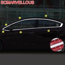 Naklejka dekoracyjna akcesoria samochodowe zewnętrzne okno ciało 2012 2013 2014 2015 2016 2017 2018 2019 2020 dla Kia K2 K3 Cerato