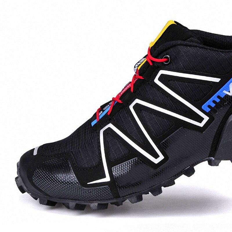 Topsell 2019 hommes 3 chaussures décontractées noir rouge blanc confortable respirant chaussures de sport livraison gratuite taille 39-46 Speedcros