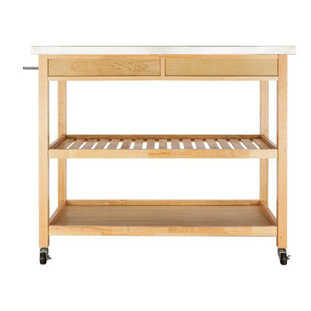 Moveable Kitchen Cart  1