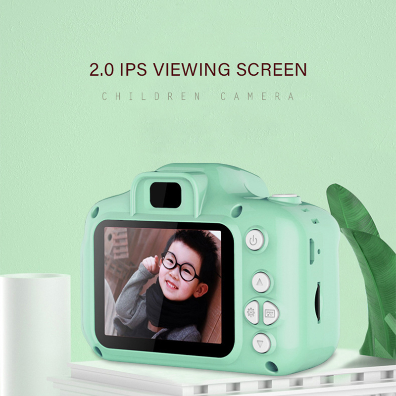Kids Toys Cameras Educational Toys Baby Gifts Digital Camera Projection Video Cameras Memory Card & Card Reader