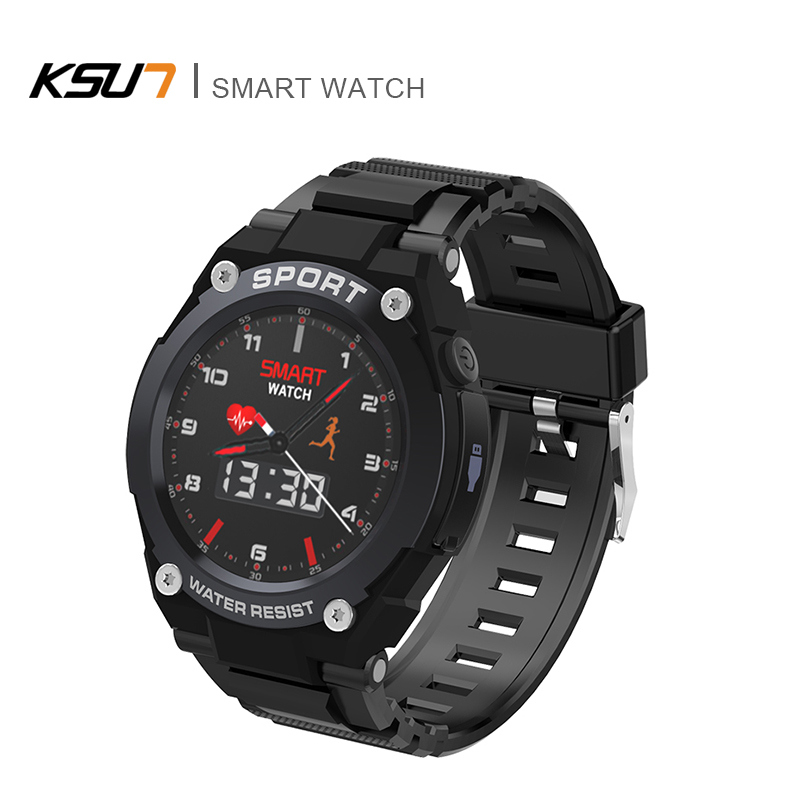 KSR902 Smart Watch GPS SIM 32MB 64MB Full Touch Bluetooth Watch Phone Heart Rate Blood Pressure Monitor Smartphone Smart Band