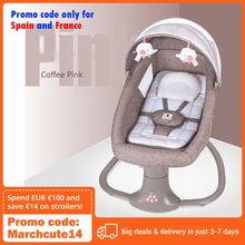 Chair Baby Sleeping-Cradle Electric-Rocking-Chair Newborns Child for 0-3-Years-Old Bed