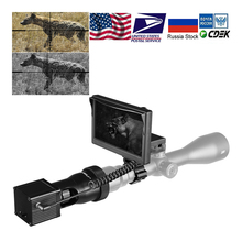 850nm Infrared Night Vision Device Riflescope Hunting Scope Quick Disassembly Outdoor 2020 Wildlife Trap System Camera L