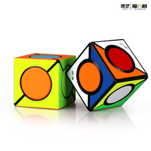 Toys Neo-Cube Speed-Puzzle 3x3x3 Qiyi New for Children Six-Spot Frosted-Surface