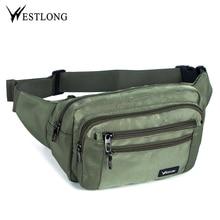 Waist Pack Men Casual Functional Chest Waterproof Bag Men Belt Bum Bag Male Phone Wallet Pouch Bags Unisex Fanny Pack 3935