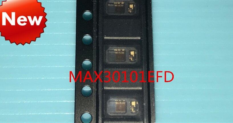 New  MAX30101EFD + T MAX30101 Chip Heart Rate SpO2 Sensor Module