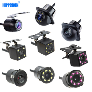 Hippcron Car Rear View Camera Multi-species Car Camera parking monitor CCD NTSC Waterproof Night Vision HD Video