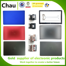 Chau Laptop for HP 250 G6 255 G6 256 G6 258 G6 TPN-C129 TPN-C130 LCD Back Cover/LCD front bezel/Hinges/Hinges cover
