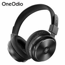 Oneodio Draadloze Hoofdtelefoon Bluetooth 5.0 Headset A11 Over Ear Stereo Deep Bass Wired Oortelefoon Met Microfoon Voor Telefoon MP3