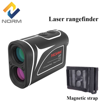 NORM Laser rangefinder 700M for golf hunting Range Finder with Jolt and Slope Trajectory Compensation Distance Meter measure - discount item  43% OFF Measurement & Analysis Instruments