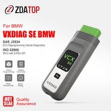 Vxdiag Vcx Se Fit Voor Bmw Beter Icom A2 A3 Volgende Wifi ISTA-D OBD2 Scanner Auto Diagnostic Tool Ecu Programmering online Codering Doip