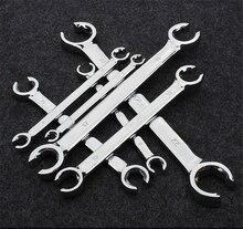 6 Teile/satz 6 19mm 6 Punkt Chrom Vanadium Stahl Metrische Ausgestelltes Mutter Schraubenschlüssel