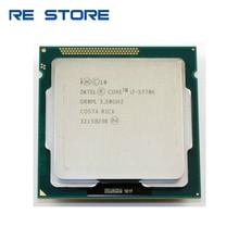 משמש Intel Core i7 3770K 3.5GHz Quad Core 8MB Cache עם HD גרפי 4000 TDP 77W שולחן העבודה LGA 1155 מעבד מעבד