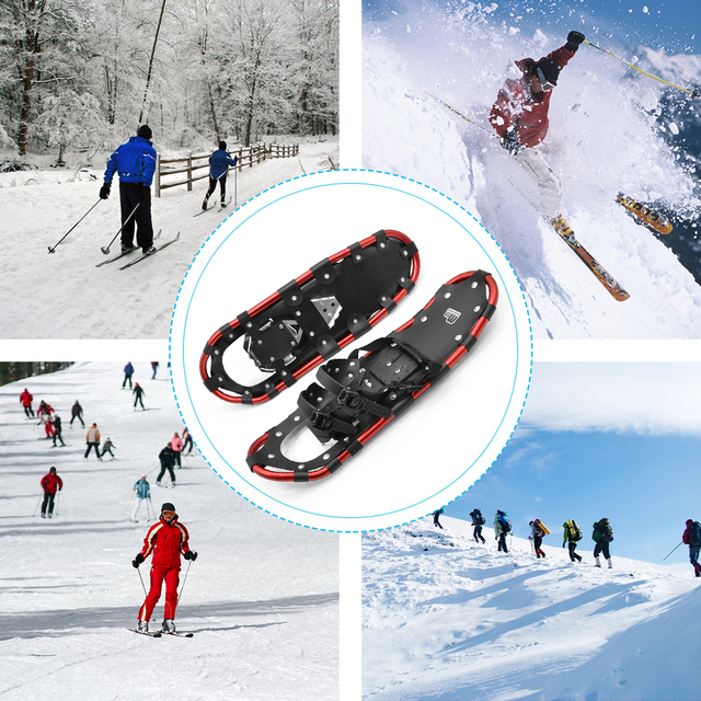 Outdoor Snowshoes  6