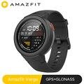 Versión Global Huami Amazfit Verge Sport Smartwatch GPS Bluetooth reproducción de música respuesta mensaje inteligente Monitor de ritmo cardíaco