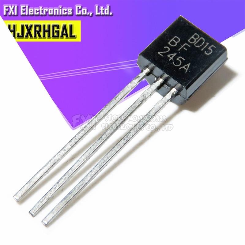 10PCS BF245A BF245 TO-92 TO92 Transistor New Original