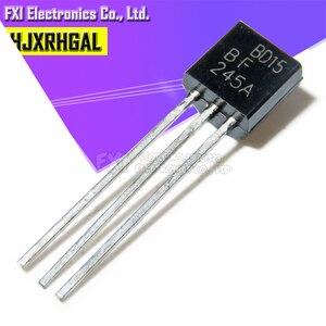 Image 1 - 10PCS BF245A BF245 TO 92 TO92 트랜지스터 새로운 원본