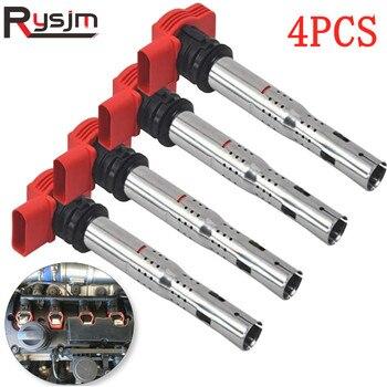 High Quality Ignition Coil 06E905115E 06E 905 115E Fit for Audi A3 A4 A5 A6 A7 A8 Ignition Coil 06E905115 Car Accessories