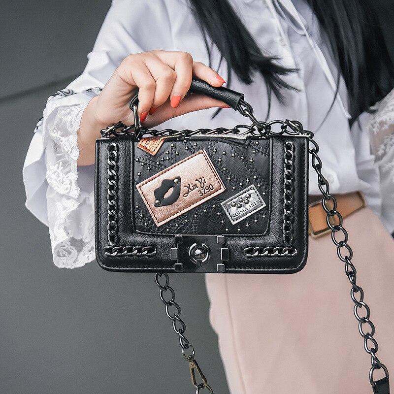 Women Shoulder Bags Leather Luxury Designer Famous Brands Bag For