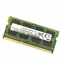 8G 4G memoria Ram servidor para Samsung Notebook DDR3 1333 de 1333 a 1600MHz PC3 10600R 12800R módulo Chipset accesorios para portátil