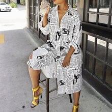 Женское повседневное платье в стиле ретро Длинное Элегантное