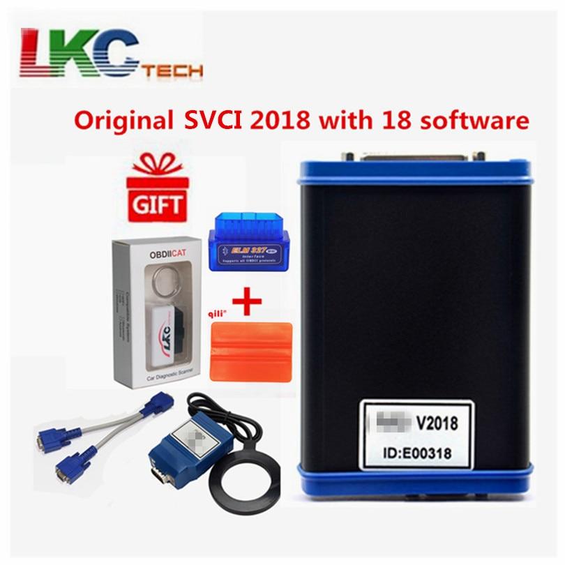 SVCI 2018 all function of VVDI2 V2016 V2015 V2014 SVCI full version No Limited SVCI abrites