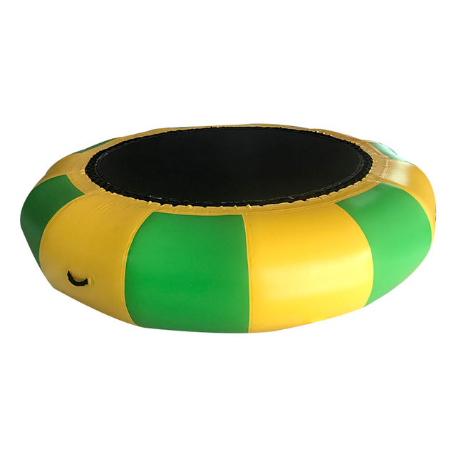 Inflatable Water Jumping Trampoline 3