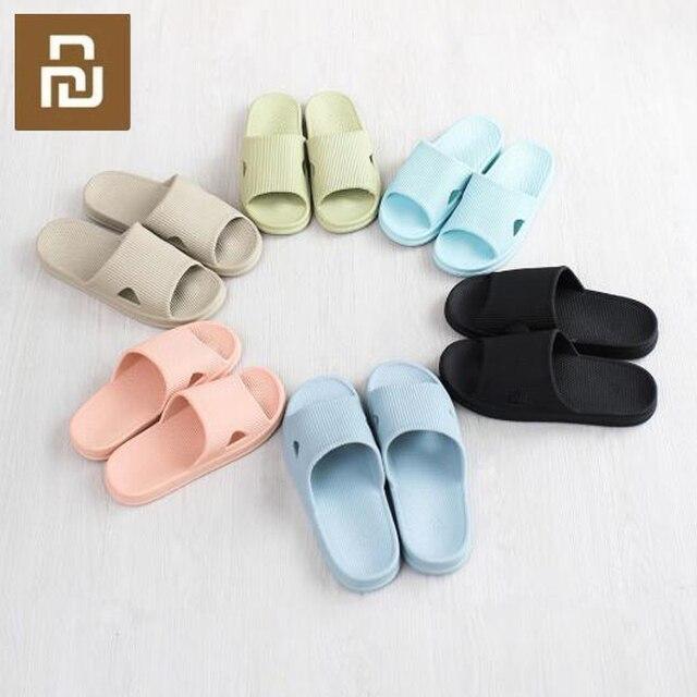 Eine Wolke Hause Hausschuhe Sommer Hausschuhe Weichen Flip Flops Damen Mann Sandalen Casual Schuhe Slip
