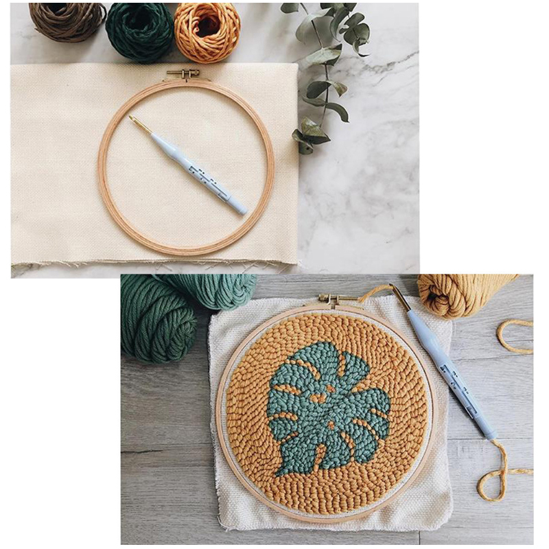 Punch Needle Embroidery | yoyowiz