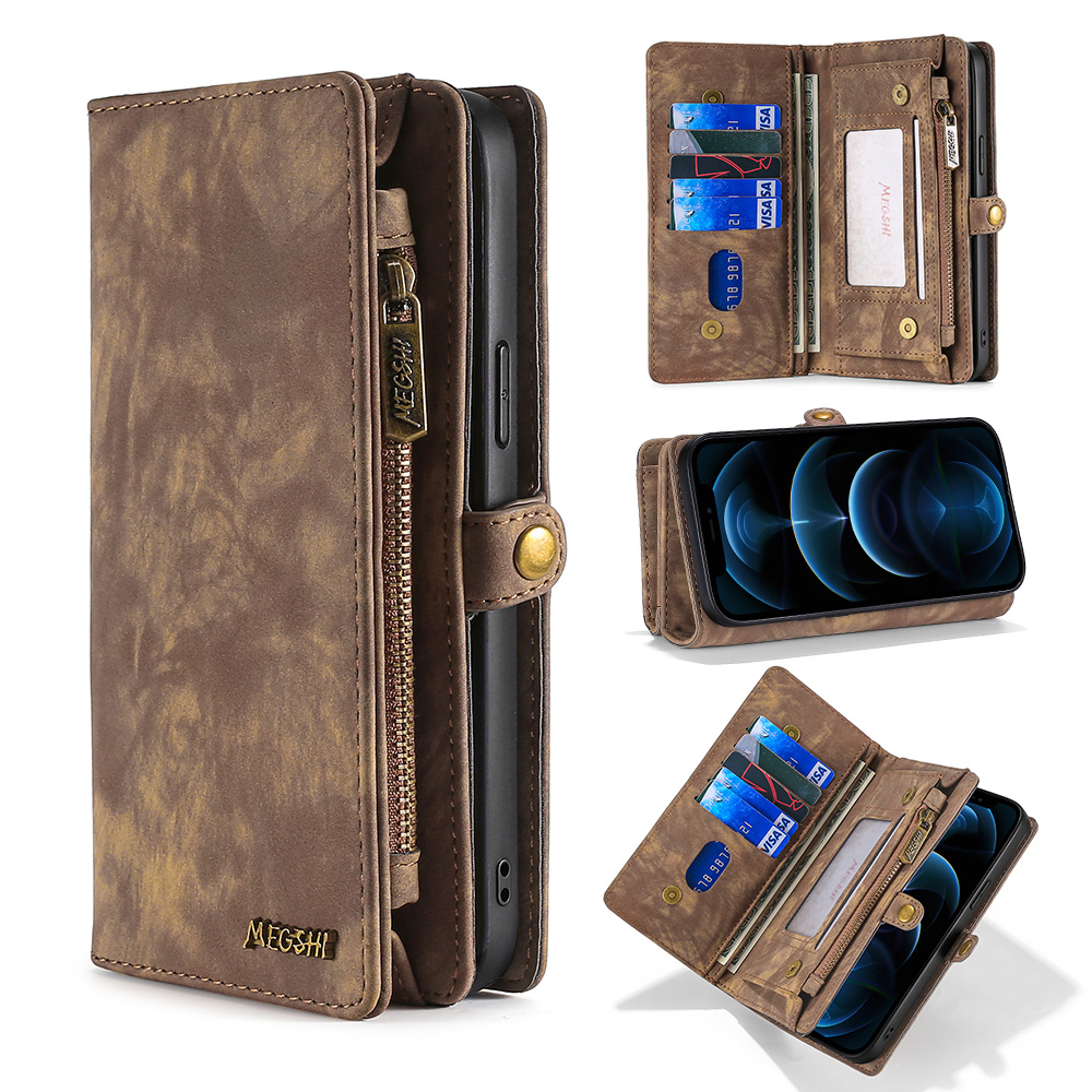 Wallet Leather Handbag Phone Case For Samsung Galaxy M31 A20E A21S A40 A50 A51 A70 A71 S8 S9 S10 S20 S21 Plus Note20 Ultra S20FE