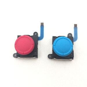 Image 3 - 10 pièces dorigine pour Nintendo Switch Lite & Joy Con contrôleur Joypad 3D Joystick analogique bâton de pouce Joystick capteur Module