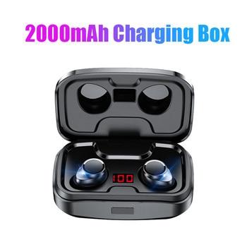 Αδιάβροχα Ακουστικά Αθλητικά με Μικρόφωνο Bluetooth - Ακουστικά Gadgets MSOW