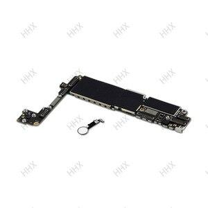 Image 5 - Para iphone 7 placa mãe sem/com toque id, para iphone7 móvel mainboard 4g suporte 32gb/128gb /256gb