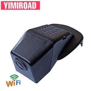 Yimiroad Hisilicon Hi3516 VLV7-E Wifi Auto Dvr Camera Voor Volvo XC60 T8 V90 Cc Kruis T4 T5 Awd T6 S90 2017 2018 2019 2020 Dashcam(China)
