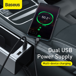 Image 3 - Baseus Car Organizer Auto Seat Crevice Gaps Storage Box Cup Phone Holder for Pockets Stowing Tidying Organizer Car Accessories