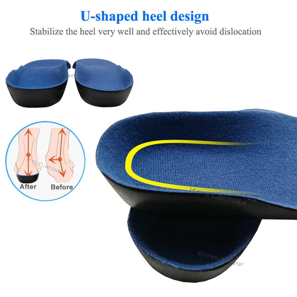 Ортопедические стельки KOTLIKOFF 2019 ортопедические стельки от плоскостопия Cubitus Varus ортопедические, для ступней стельки для ухода за подошвой унисекс дезодорант-стелька
