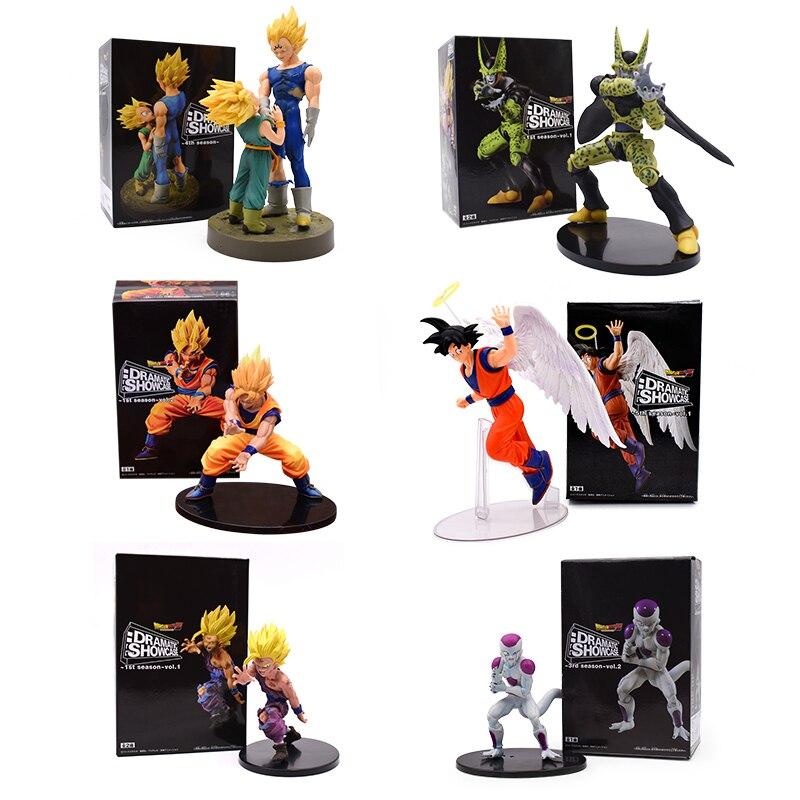 Dramatic Showcase Gohan PVC Action Figure Dragon Ball Z Collection Toys (13cm )