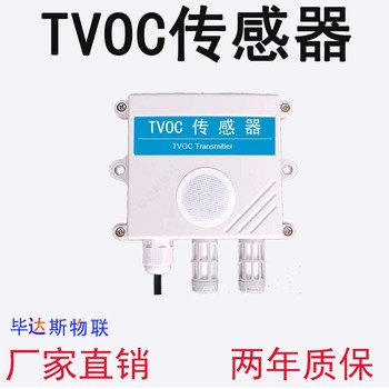 TVOC Sensor Air Quality Monitoring RS485 Analog 4-20mA Output