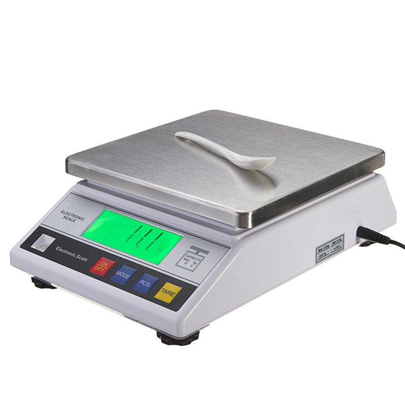 7500g x 0.1g Mini Balance de bijoux numérique Balance électronique Balance de cuisine alimentaire poches Balance de poids - 2